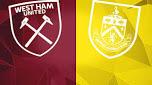 West Ham United vs Burnley