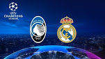 Atalanta v Real Madrid