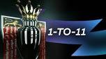 Premier League 1-to-11