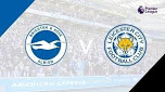Brighton & Hove Albion vs Leicester City