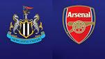 Newcastle take on Arsenal