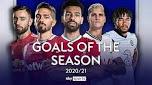2020-21 Goals of the Season