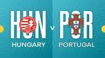 Hungary v Portugal
