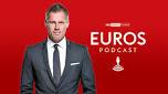 Jamie Carragher previews England vs Germany Euros Podcast