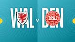 Wales v Denmark