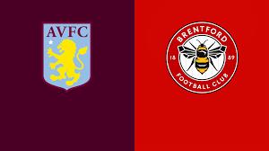 Aston Villa v Brentford