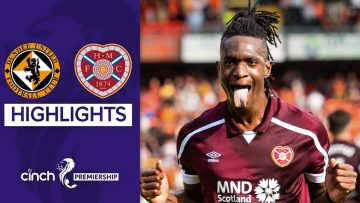 Dundee United 0-2 Hearts | Hearts Keep Chase At The Top With Impressive Away Win | cinch Premiership