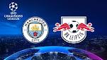 Manchester City v RB Leipzig