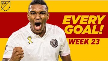 All Goals from Week 23!