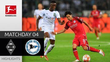 Borussia Mgladbach – Arminia Bielefeld 3-1 | Highlights | Matchday 4 – Bundesliga 2021/22