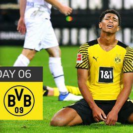 Borussia Mgladbach – Borussia Dortmund 1-0 | Highlights | Matchday 6 – Bundesliga 2021/22