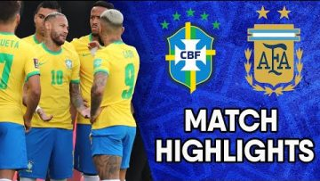 Brazil vs Argentina | Matchday 6 Highlights | CONMEBOL South American World Cup Qualifiers