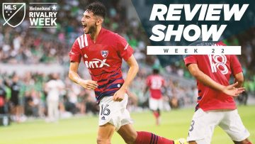 Dallas Duo show, madness in another El Trafico thriller, Seattle rally late MLS Cup rivalry rematch!