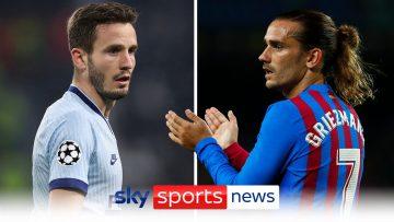 Deadline Day as it happened plus last-minute deals for Saul Niguez and Antoine Griezmann