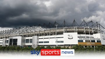 Derby County Administration: club has received interest from six potential buyers