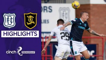 Dundee 0-0 Livingston | Livingston Gets Their First Point Of The Season | cinch Premiership
