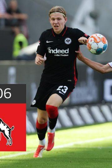 Eintracht Frankfurt – 1. FC Köln 1-1 | Highlights | Matchday 6 – Bundesliga 2021/22