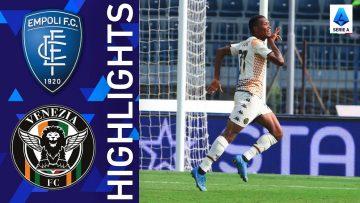 Empoli 1-2 Venezia | Venezia get their first win of the season!| Serie A 2021/22