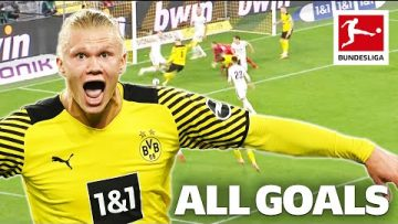 Erling Haaland – 43 Goals in Only 46 Games