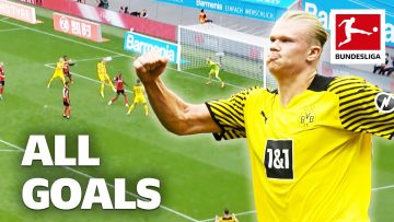 Erling Haaland – 45 Goals in Only 47 Games
