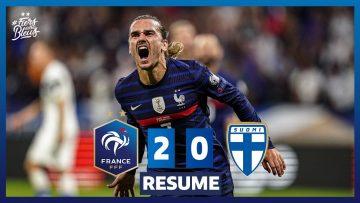 France 2-0 Finlande, le résumé I FFF 2021