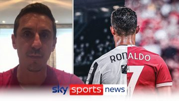 Gary Neville hopeful Cristiano Ronaldo can bring a winning attitude to the Manchester United squad