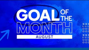 Goal Of The Month | August 2021 | Leicester City