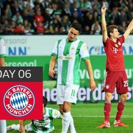 Greuther Fürth – FC Bayern München 1-3 | Highlights | Matchday 6 – Bundesliga 2021/22