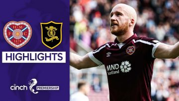 Hearts 3-0 Livingston | The Jambos Continue to Impress! | cinch Premiership