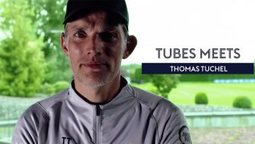 I asked if they were sure! Thomas Tuchel talks taking over from Lampard at Chelsea | Tubes Meets