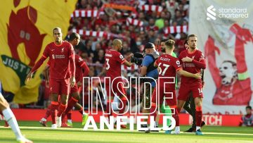 Inside Anfield: Liverpool 1-1 Chelsea | Salah nets a penalty in incredible atmosphere