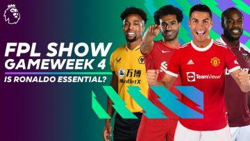 Is Manchester United's Cristiano Ronaldo a MUST-HAVE for Gameweek 4? | FPL Show