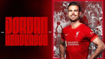 Jordan Henderson agrees new deal | I feel as hungry as I did when I walked in 10 years ago
