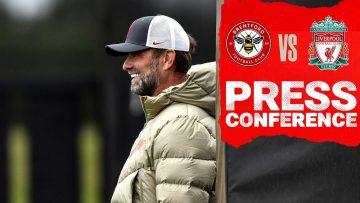 Jürgen Klopps pre-match press conference | Brentford