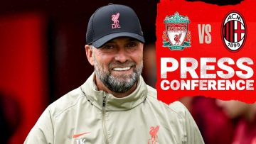 Liverpools Champions League press conference from Anfield | Milan