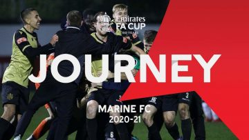 Marines Incredible Journey | 2020-21 | Emirates FA Cup