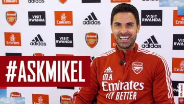 Mikel Arteta answers YOUR questions | #AskMikel