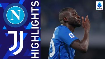 Napoli 2-1 Juventus   Koulibaly is the hero for the night!   Serie A 2021/22