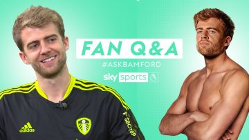 Patrick Bamford almost went on Love Island?! 🤯 | Fan Q&A | #AskBamford