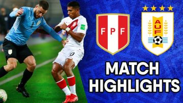Peru vs Uruguay | Matchday 9 Highlights | CONMEBOL South American World Cup Qualifiers