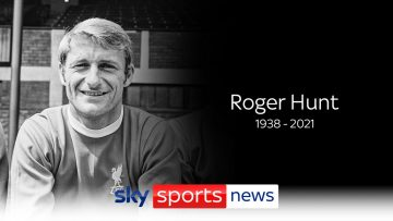 Roger Hunt has died aged 83