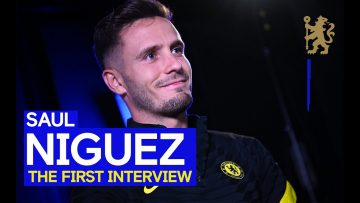 Saúl Ñíguez First Chelsea Interview! | Im So Happy… Its a Great Opportunity For Me | #HolaSaul