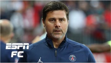 Should PSG replace Mauricio Pochettino with a new manager? | ESPN FC Extra Time