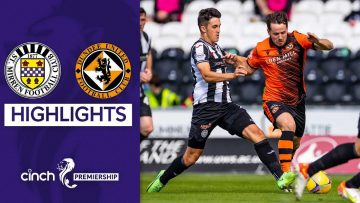 St Mirren 0-0 Dundee United   Points Shared In Goalles Draw   cinch Premiership