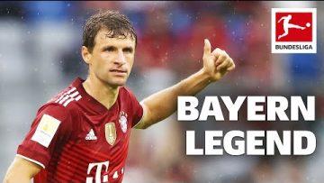 Thomas Müller | 13 Seasons – 13 Goals