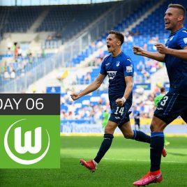 TSG Hoffenheim – VfL Wolfsburg 3-1 | Highlights | Matchday 6 – Bundesliga 2021/22