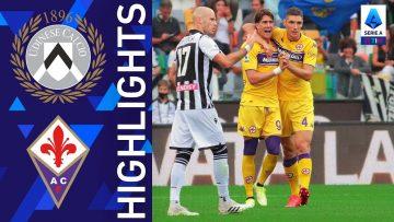 Udinese 0-1 Fiorentina | La Fiorentina strappa una vittoria di misura | Serie A TIM 2021/22