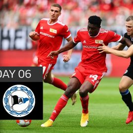 Union Berlin – Arminia Bielefeld 1-0 | Highlights | Matchday 6 – Bundesliga 2021/22
