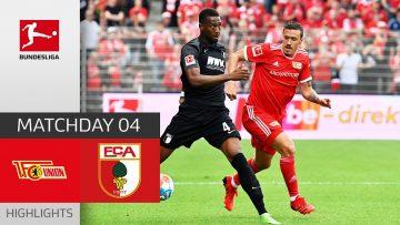 Union Berlin – FC Augsburg 0-0 | Highlights | Matchday 4 – Bundesliga 2021/22