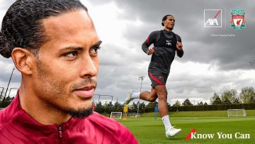 Virgil van Dijks emotional road to recovery – I want to be better & stronger than I was before